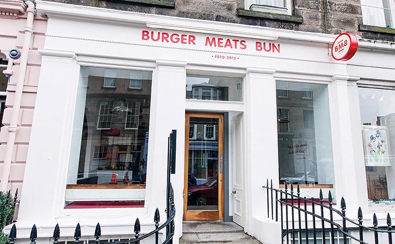 Burger Meats Bun