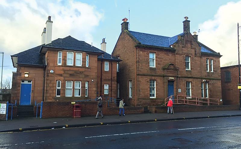 Main St Prestwick
