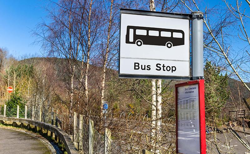 Scottish-bus-stop