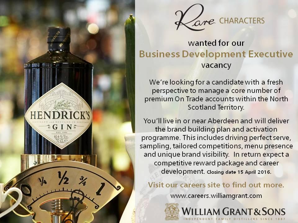 BDE NScotland - Advert