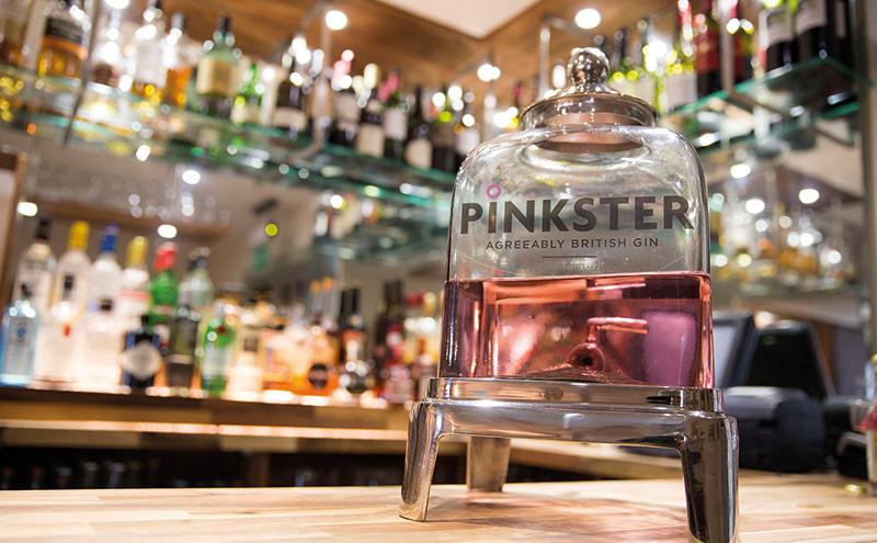 Summer - Pinkster 'ginspenser'