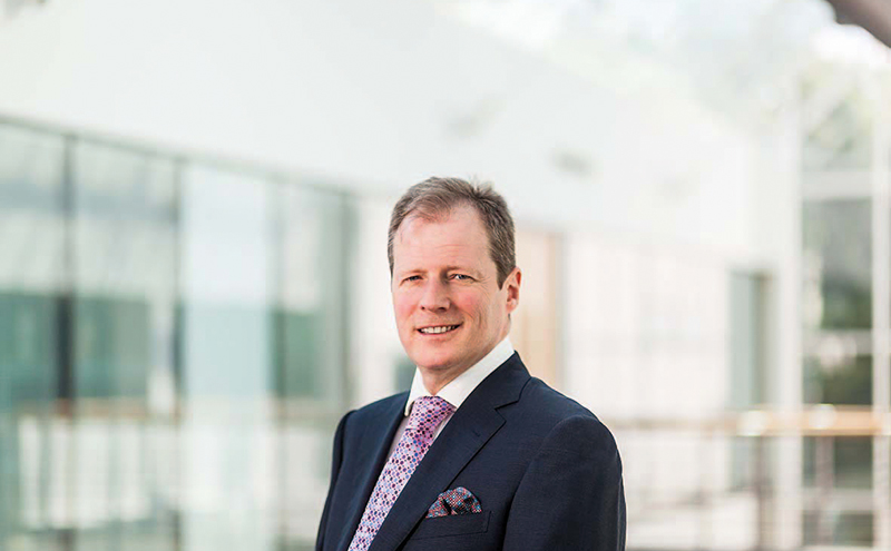 Peter Marks, Deltic CEO
