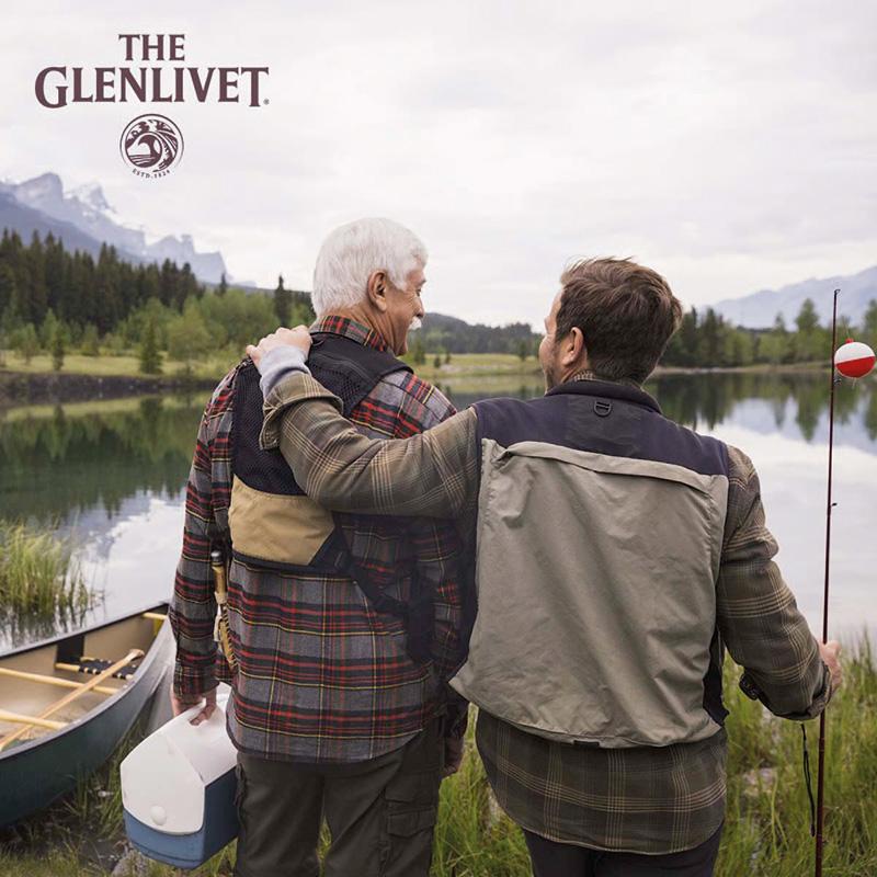 The xGlenlivet Founder's Reserve - lifestyle
