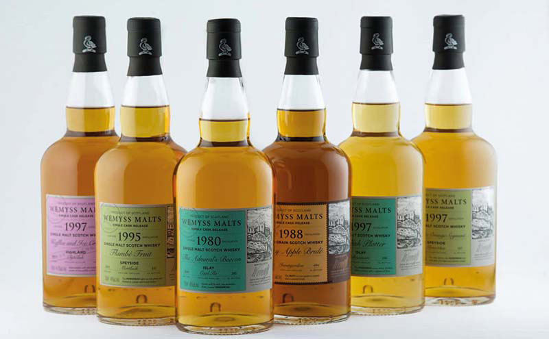Wemyss Malts Feb Single Cask Group low res