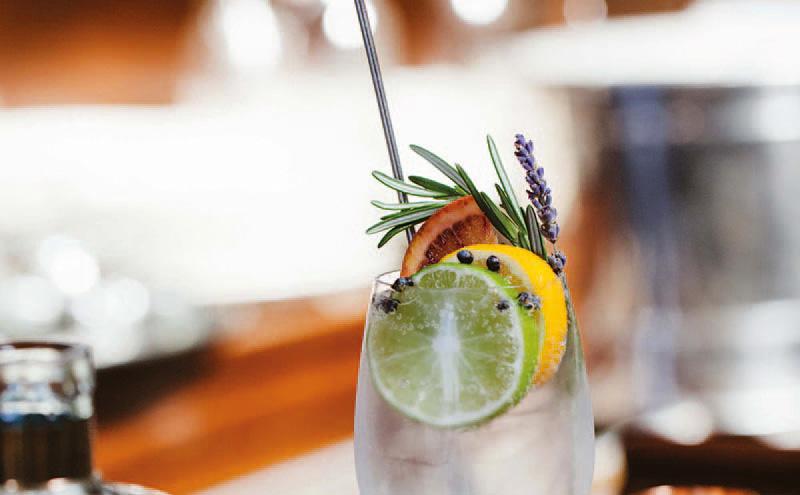 Brooklyn Gin Tonic 1