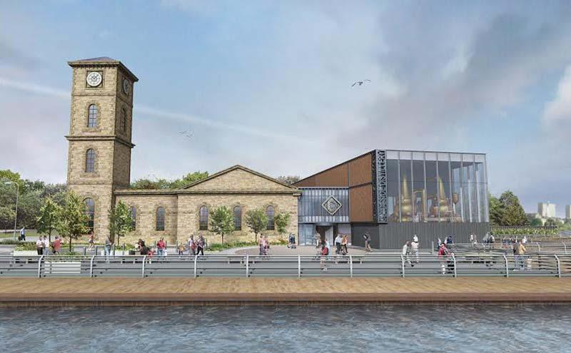 Clydeside Distillery Artist's Impression[16]