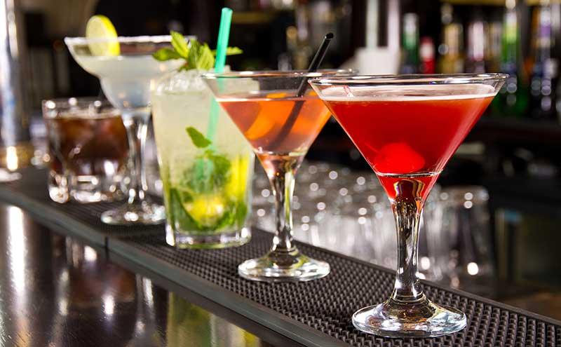 Cocktails-Shutterstock