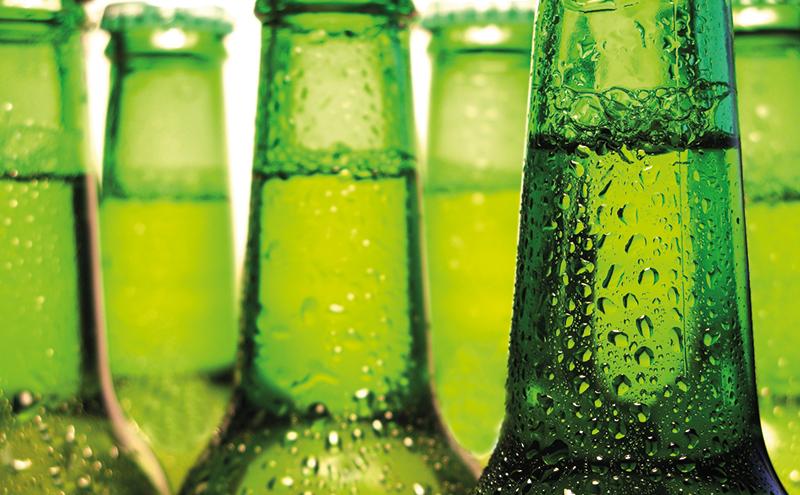 Cold-beer-bottles