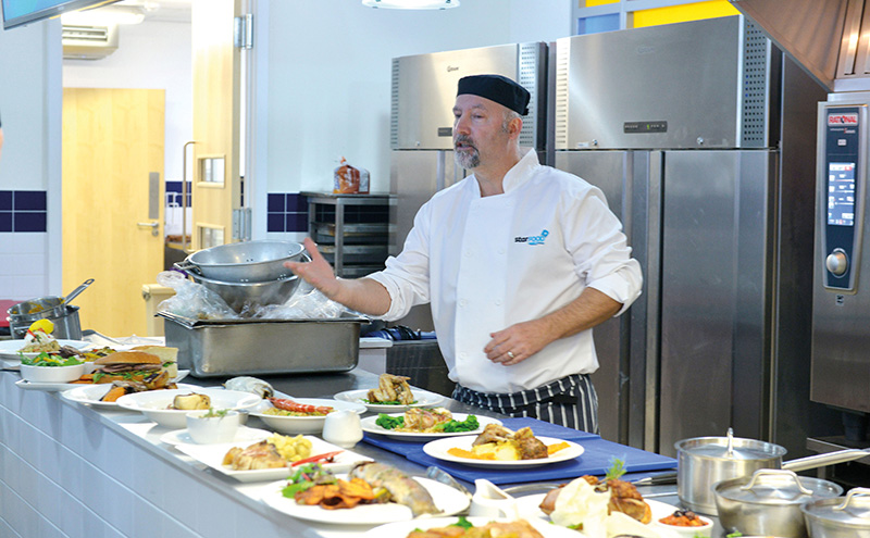 • Star Pubs & Bars aims to better educate pub staff about food.
