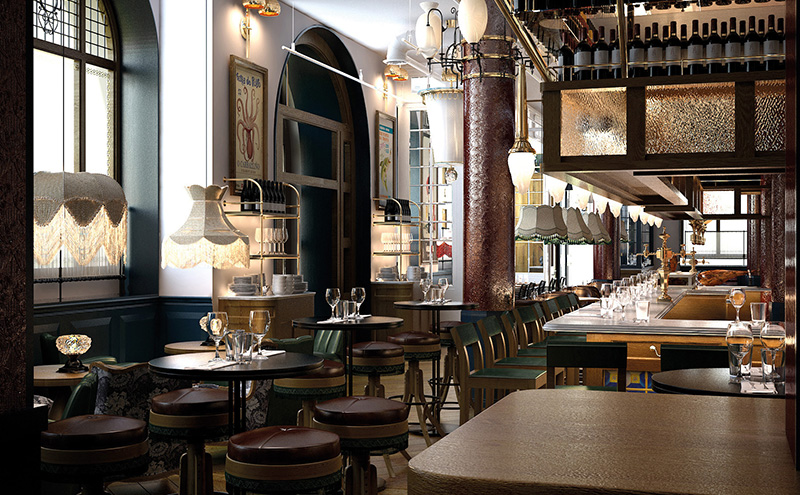 • The first Ibérica in Scotland is due to open tomorrow (September 30).