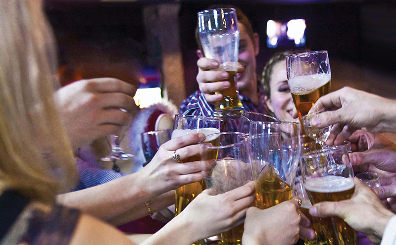 • The festive period is a major opportunity for operators to grow beer sales, brewers say.