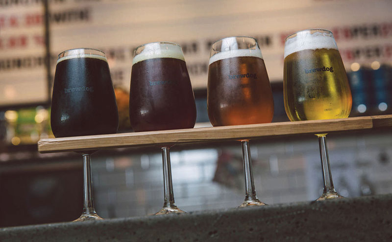 • Seven Scottish breweries joined forces with Brewdog to create beers for #CollabFest2016.