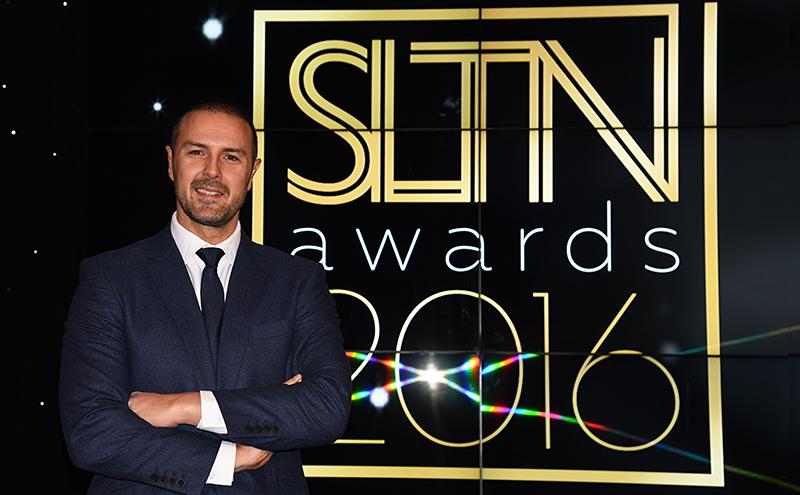 Presenter Paddy McGuinness hosts landmark 21st SLTN Awards