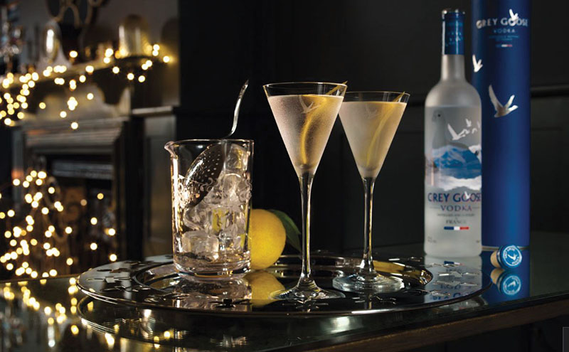 • Grey Goose is said to have enjoyed double digit growth in the eight weeks to Christmas '15.