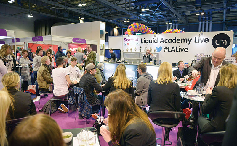 • ScotHot will take place on March 15 and 16 at the SECC in Glasgow.