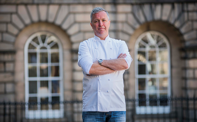 Paul Tamburrini joins forces with Macdonald Hotels