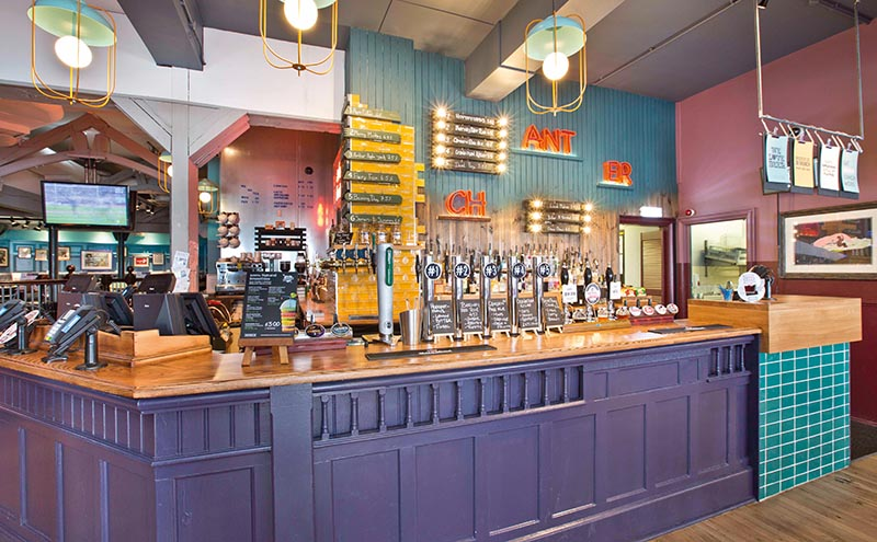 The Chanter, Edinburgh, is one of the Scottish outlets included in the rollout