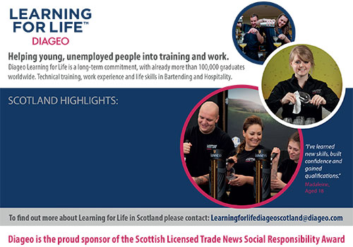 Diageo Learning for Life
