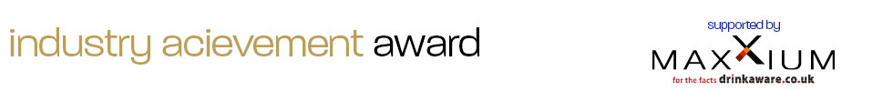 industry achievement award