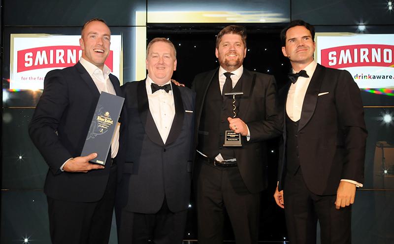 Winner: Kained Holdings, Glasgow