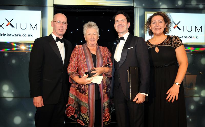 Winner: Shirley Spear OBE, The Three Chimneys, Isle of Skye
