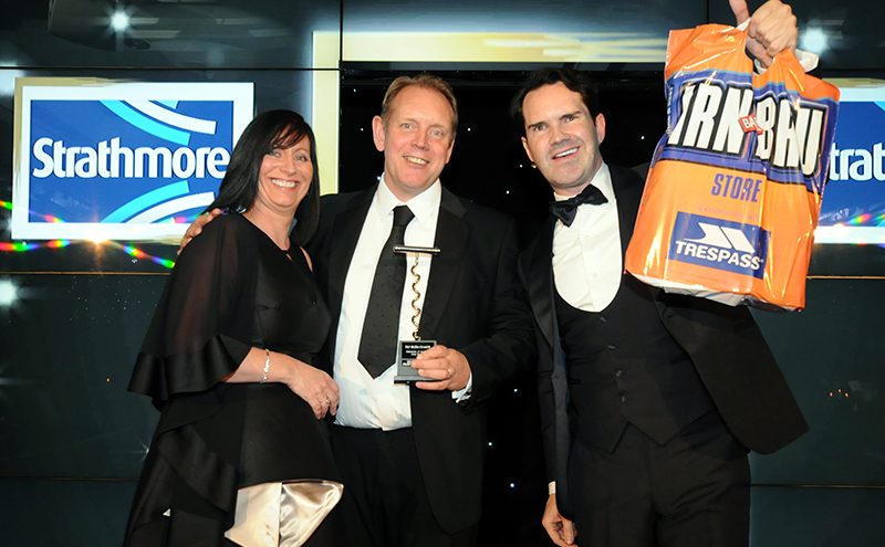 Winner: Brian Maule at Chardon d'Or, Glasgow