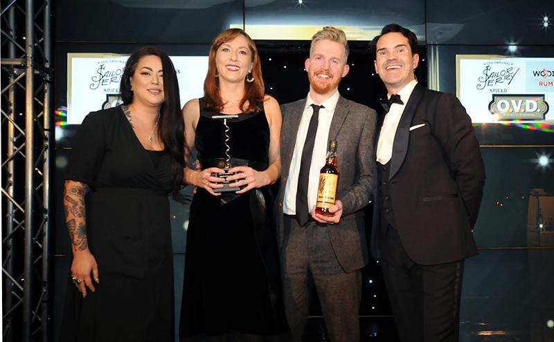Winner: Distill, Glasgow