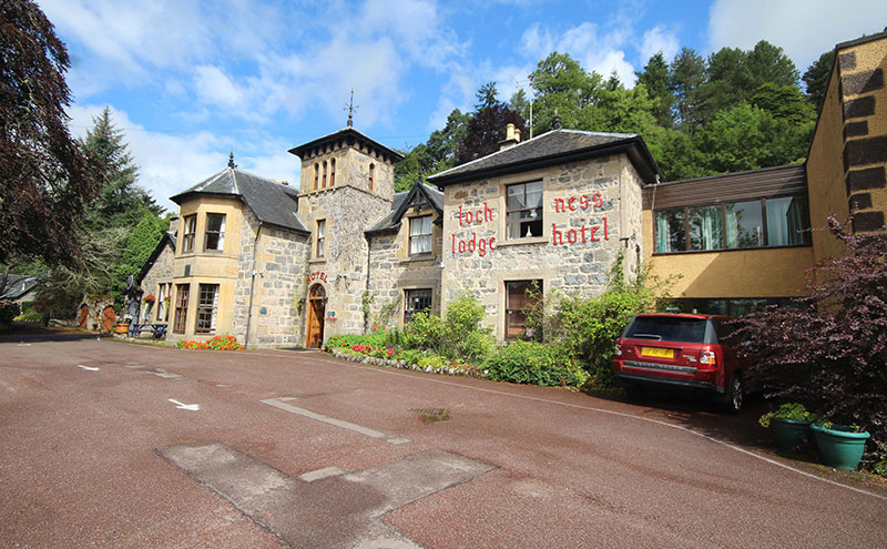 Loch Ness Hotel