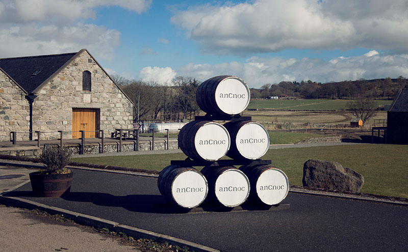 Peatheart, anCnoc's smokiest expression to date, is said to deliver a smoky yet fruity taste.