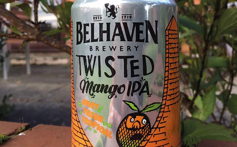 Belhaven Mango Can