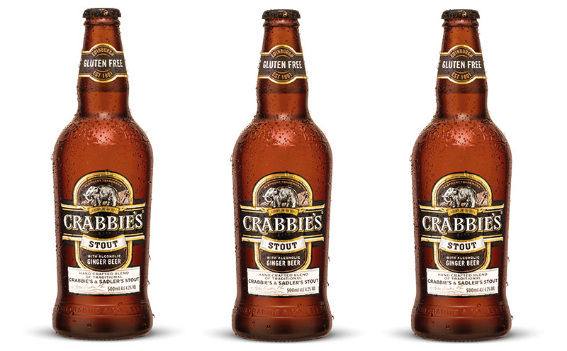 Crabbies Stout