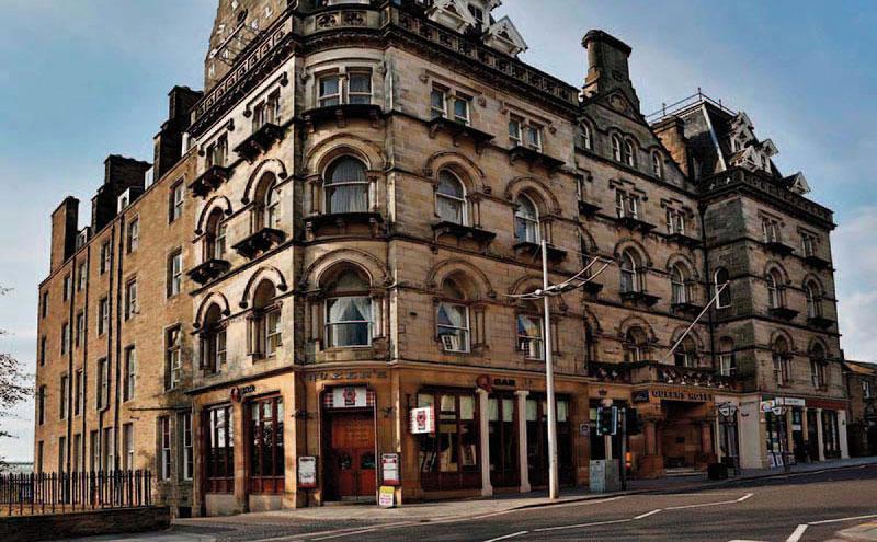 Best Western Queens Hotel in Dundee