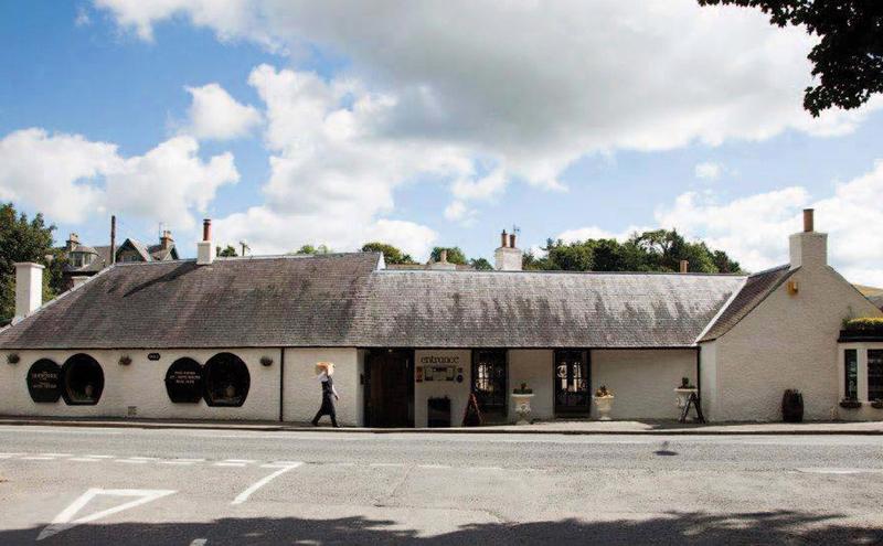 The Horseshoe, Eddleston, Peebles