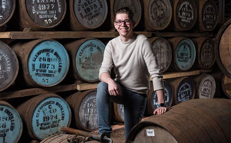 Calum Fraser is William Grant & Sons' new UK rum specialist.
