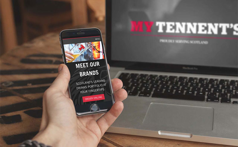 My Tennent's app