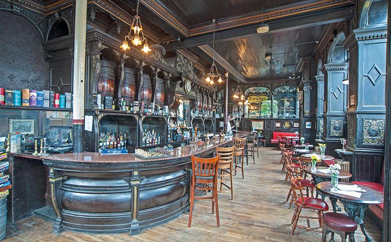 Old Toll Bar