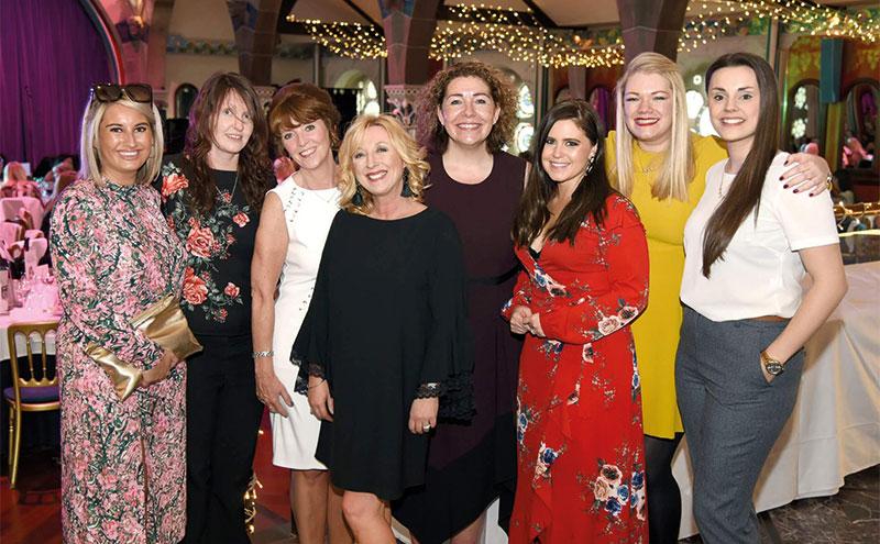 The Ben Ladies Do group photo