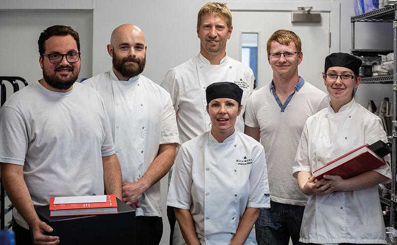 Buzzworks chefs