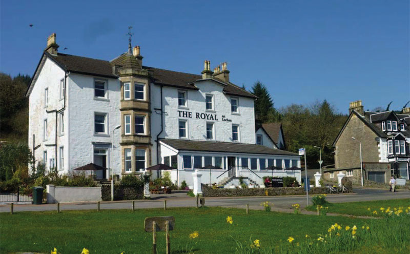The-Royal-an-Lochan-Hotel