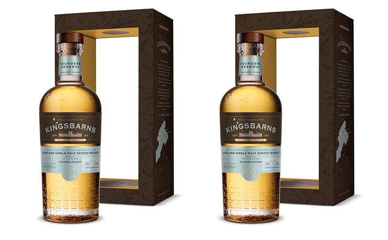 Kingsbarns bottle