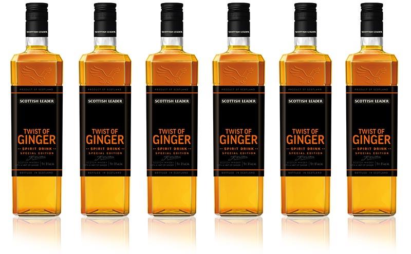 Scottish Leader bottle