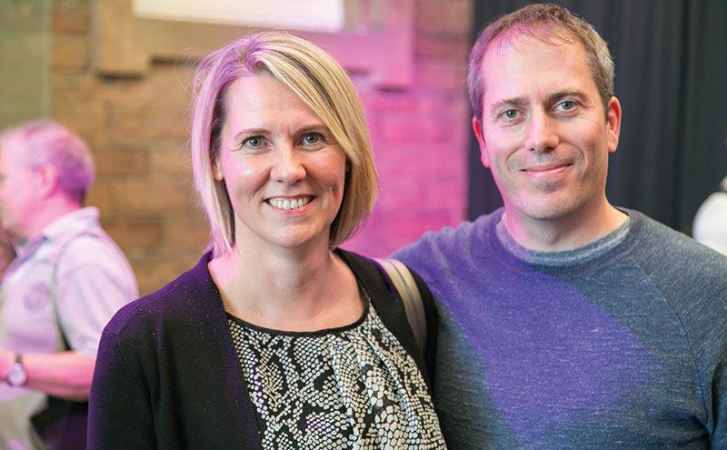 Jo and Steve Stewart