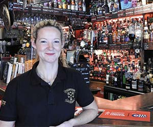 Claire Nicoll The Keys Bar St Andrews