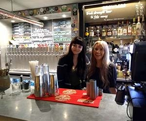 Innis & Gunn Beer Kitchen Ashton Lane Glasgow
