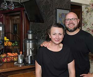 Roseleaf Bar Café Edinburgh
