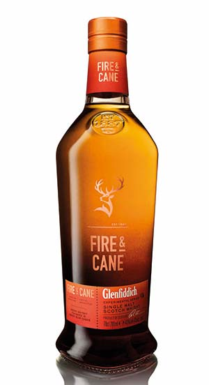Fire And Cane Bottle