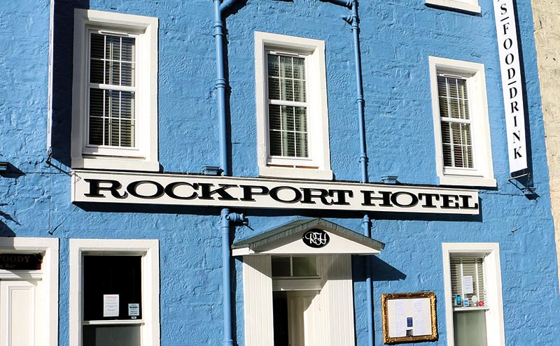 The Rockport Hotel has a new owner
