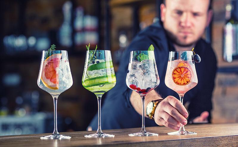 gin drinks