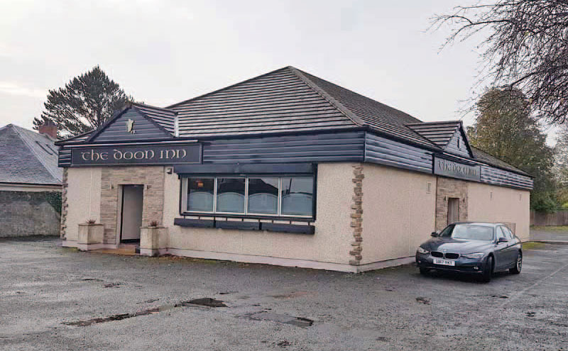 The Doon Inn has been owned by the same family since 1965