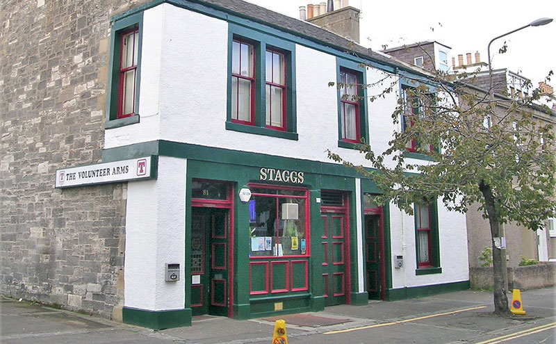 Staggs